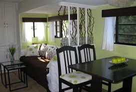 RV And Camper Decor Series DIY Design Rv Interior Decorating Elegant 7 On