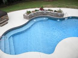Npt Pool Tile Palm Desert by Maybe Not Quite As Long But With Wider Waterfall Pool Ideas