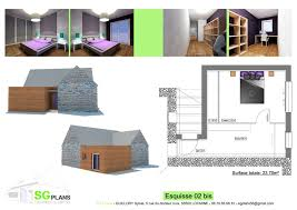 extension chambre projects archive sg plans
