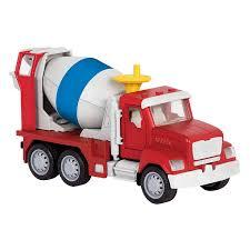100 Toy Cement Truck Amazoncom Driven Mini Mixer Vehicle S Games