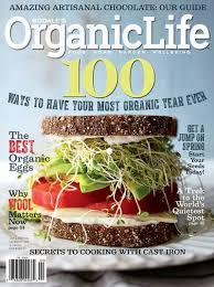 Organic Life Magazine Subscription $6 Year