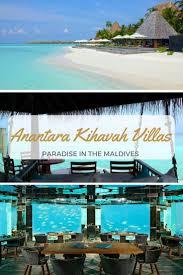 100 Kihavah Villas Maldives Anantara And Asia Travel