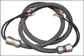 Kimber Select speaker cables