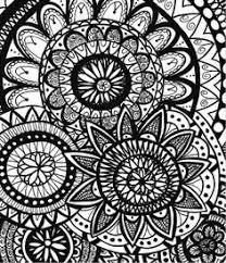 Calming Doodles Volume 1 Illustrated By Virginia Falkinburg Doodle ColoringAdult ColoringColoring BooksColouringDoodle