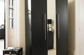 Brusali Wardrobe With 3 Doors by Wardrobe Wardrobes 3 Door With Mirror Awful 3 Door Wardrobe With