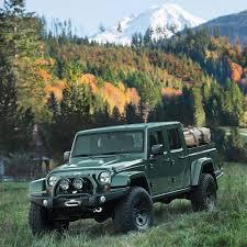 100 Brute Jeep Truck Filson X AEV Double Cab