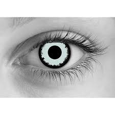 Blue Prescription Halloween Contacts by Halloween Contacts And Crazy Contact Lenses