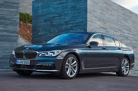 The new BMW 730d BMW 7 Series G11