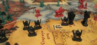 Risk Lord Of The Rings Board Game Pieces