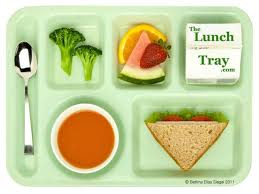 Lunch Tray Clipart 6