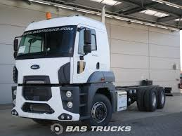 100 Motor Truck Cargo For Sale At BAS S Ford 2533 HR 6X2 New