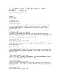 Drafting Resume Examples Sample For Mechanical Engineer