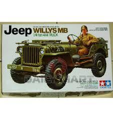 100 Jeep Willys Truck Tamiya 135 35219 MB 14 Ton 4x4 Model Kit EBay