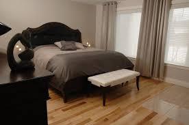 chambre avec lit noir awesome chambre avec meuble noir photos matkin info matkin info