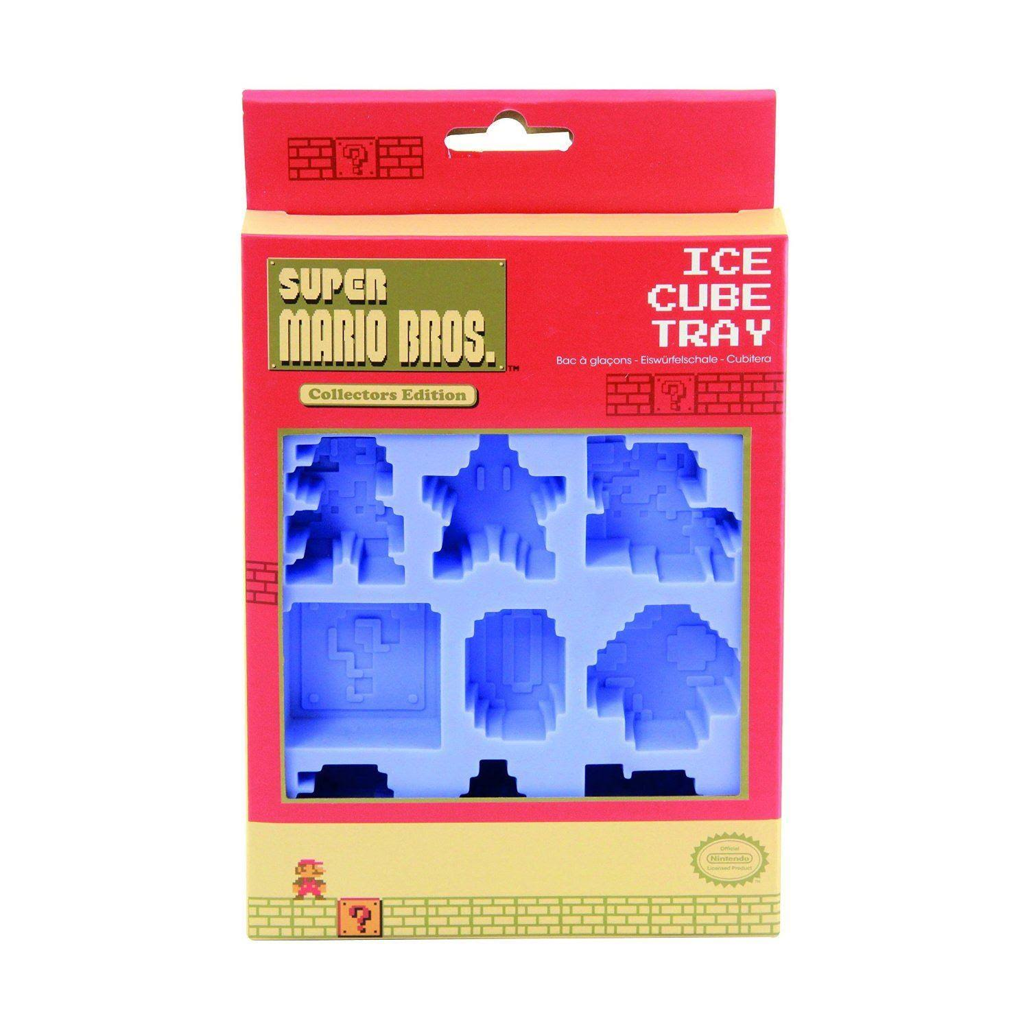 Super Mario Brothers Ice Cube Tray