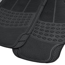 Sams Club Floor Mats For Cars by Amazon Com Bdk Front And Back Proliner Heavy Duty Rubber Floor