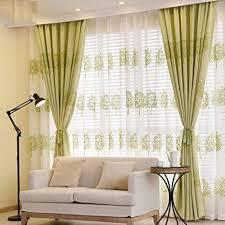 qwasfcds gardinen idyllische kleine frisch und gardinen