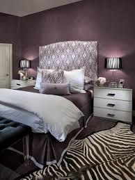Zebra Decor For Bedroom by Designer U0027s Notes This Contemporary Bedroom Was Designed Around A