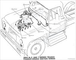 100 1964 Ford Truck Wiring Diagrams FORDificationinfo The 6166