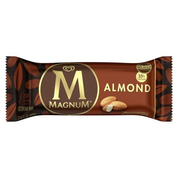 Magnum Ice Cream Bar - Almond