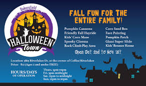 Halloween Town Burbank Hours by Halloween Town Free