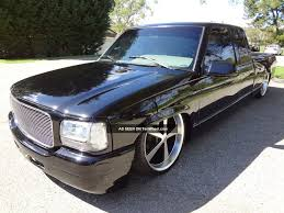 100 Bagged Chevy Trucks 1996 Silverado 1500 Fully Custom Inside Out And On 22 S