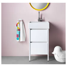 Ironing Board Cabinet Ikea by Yddingen Wash Stand With 2 Drawers White 49x90 Cm Ikea