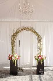 Curly Willow Arches Weddings