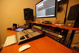 Professional Recording Studio