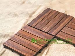 Garden Flooring Outdoor Bamboo Floor Tiles Bathroom Tile For Sale Decking Cheap