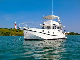 range trawlers for sale five affordable trawlers 40 boats
