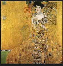 Klimt University Of Vienna Ceiling Paintings by North Staffs Decorative And Fine Arts Society Home
