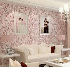 romantische tapete für schlafzimmerwände kundenspezifische