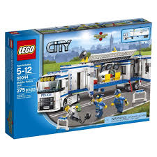 100 Lego Police Truck Amazoncom LEGO City Mobile Unit Control Room With 3