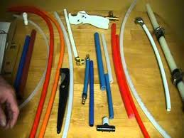 Pictures Types Of Pipes Used In Plumbing by Different Types Of Pex Pipe The Cost The Tools Required And