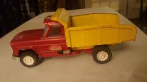 VINTAGE TONKA TOYS Tonka Dump Truck Cement Mixer Pressed Steel Red ... Tonka 26670 Ts4000 Steel Dump Truck Ebay Classic Mighty Walmartcom Review What The Redhead Said 17 Home Hdware Toughest Site Cstruction Quarry Unboxing Toy Trucks Amazoncom Handle Color May Vary Vehicle Play Vehicles Ardiafm Ts4000 Toys Games 65th Anniversary Of Funrise_toys