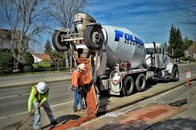 Concrete, Pouring, Project Concrete Mixing Trucks, DIY, Home, Garden ...