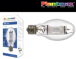 plantmax mh 7200k ls 400 w watt grow light metal halide bulbs