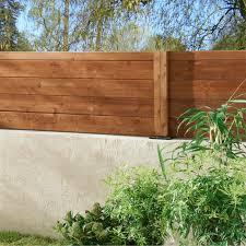 mur de separation exterieur cloture separation jardin grillage rigide 2m chromeleon