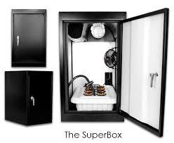 chambre de culture cannabis complete superbox marijuana grow closet review