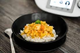 gemüse curry mit hähnchen aus dem thermomix