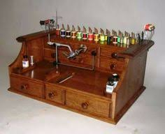 Fly Tying Table Woodworking Plans by 474 Best Fly Tying Benches Images On Pinterest Benches Fly