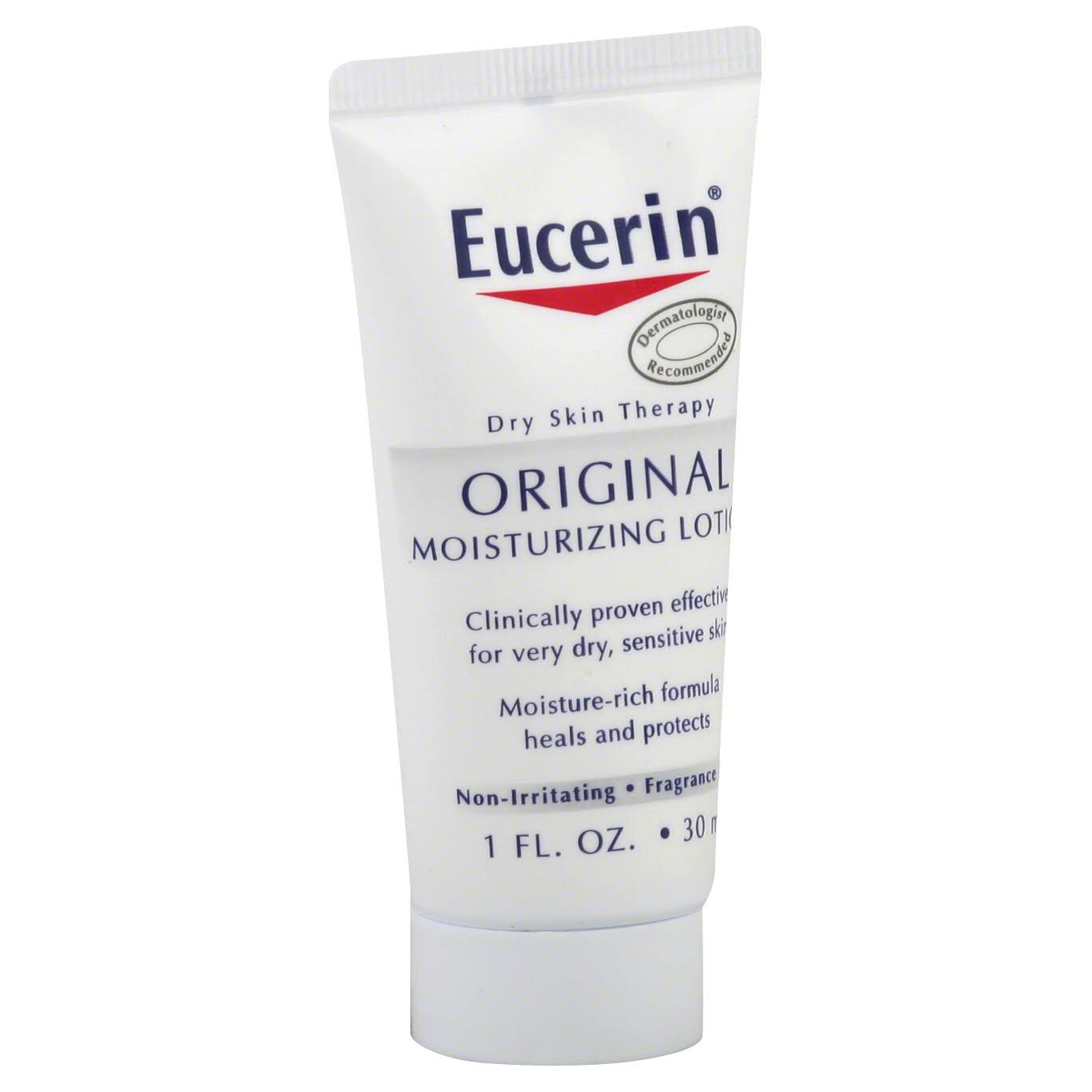 Eucerin Original Moisturizing Lotion - 1 oz tube