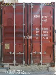 100 40 Shipping Containers For Sale Feet Used Container For Qatar Living