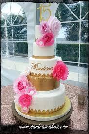 Madison s 15th Birthday Cake
