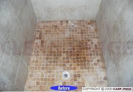tile floor cleaner marble shower tile floor