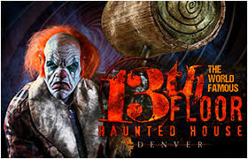 13th Floor Blackout Promo Code by 13th Floor Haunted House