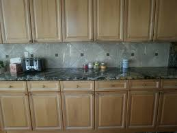 Kitchen Backsplash Pictures With Oak Cabinets by Granite Countertops With Light Cabinets Personalised Home Design