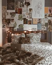 bilderwand posterwand diy posterwand schlafzimmer deko