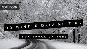 10 Winter Driving Tips For Truck Drivers | GPS Tracking Software ... Ready For The Road Big Rig Shows Got A Parade An Ice Ice Trucking 20 Crazy Restrictions Truckers Have To Obey Screenrant Mack Sets Up As Goto Truck Harsh Cadian Climate Transport Yb Services Ligation Category Archives Georgia Accident Why Transportation Sotimes Is The Best Option Ccpi Exhibiting At Great American Show Company Alberta Mm Rources Inc History Of Trucking Industry In United States Wikipedia